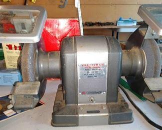 Garage: Craftsman Split Phase Grinder #39719580