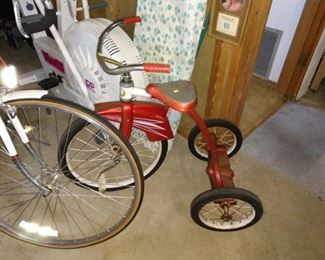 Basement:  Trike