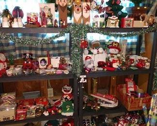 Basement: Christmas