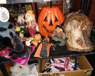 Basement: Halloween