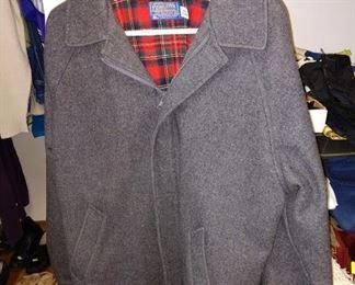 Hall Closet: Pendelton Jacket (Like New)