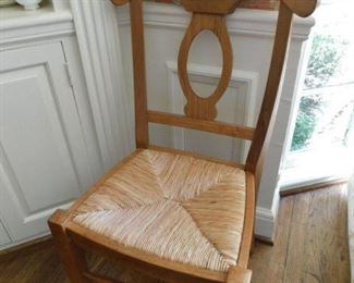 Set of 4 Pottery Barn Side Chairs