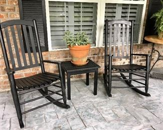 Another set of Rocking Chairs