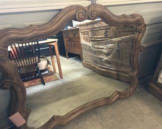 Bernhardt Mirror for dresser