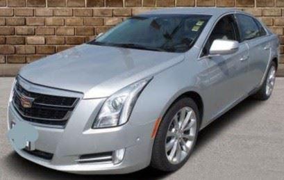 2017 Cadillac 40,000mi.