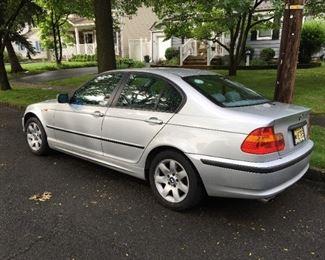 2005 BMW 325xi, less than 85,000 miles. VIN WBAEU33475PR16311