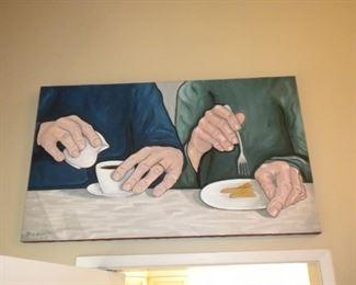 ARTWORK BY A LOCAL ARTIST