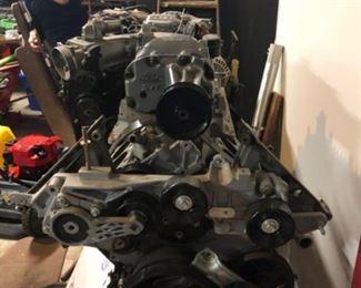 Ford 4.6L TEKSID block engine