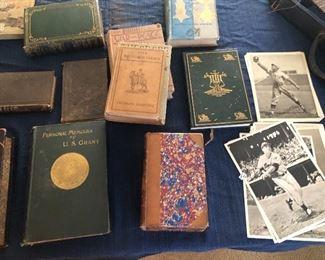 books/baseball photos