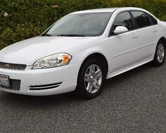 2013 Chevy Impala, LAST MINUTE ADDITION!