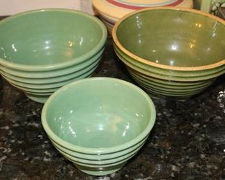 Vintage kitchen wares