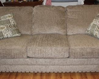 Only used two months! Super nice Sofa