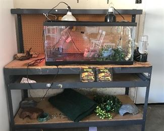 Reptile and Fish Items