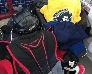 Hockey Gear