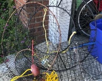 Sea Fishing Crabbing Nets