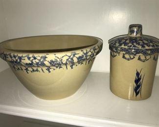 Roseville stoneware