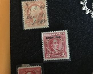 Collectible stamps