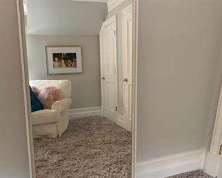 156. Shadow Box Mirror (30'' x 72'')