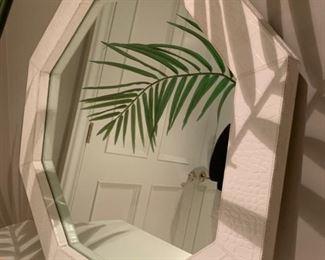 162. Octagonal Mirror (30'')