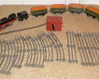 Girard toy train
