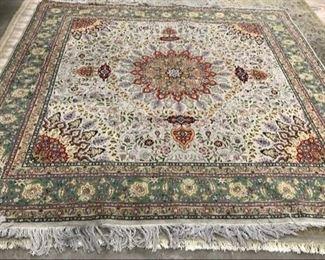 1960s Tabriz rug