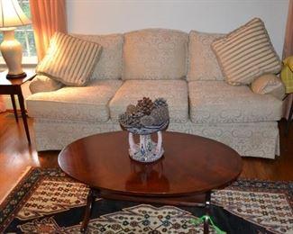 PA house sofa.