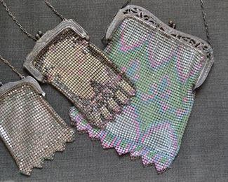 1920's Flapper girl purses