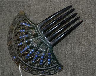 Fan Comb 1920's