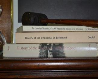 Richmond history books