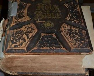 1800's bible