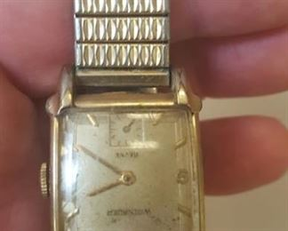 Art Deco watch.