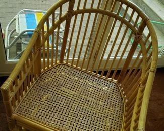 Rattan/Cane Chairs