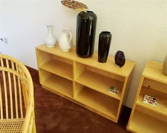 Curio Display Cases or Bookcases