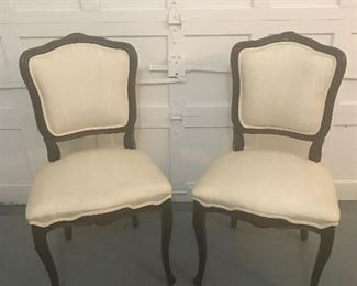 2 OF 7 CHAIRS