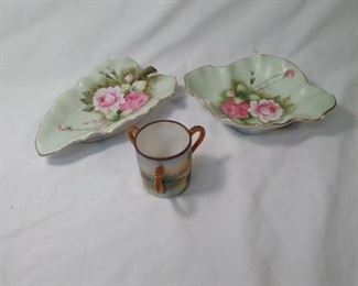 Lefton and Nippon decorative China