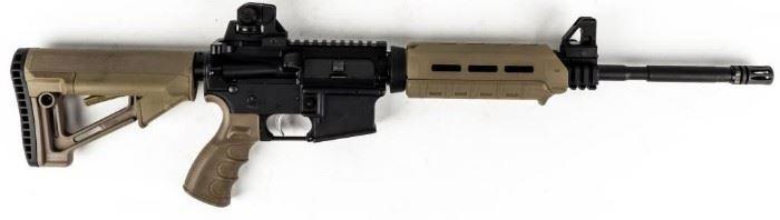 Lot 116 - Gun Ruger AR-556 Semi Auto Rifle in 556mm