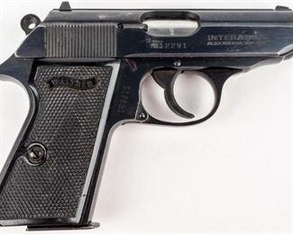 Lot 40 - Gun Walther PPK/S Semi Auto Pistol in .380 ACP
