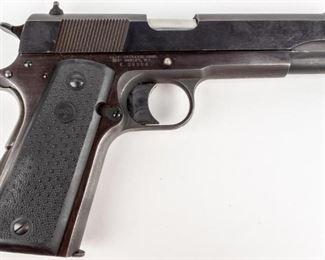 Lot 20 - Gun Auto Ordnance 1911 Semi Auto Pistol in 45 ACP