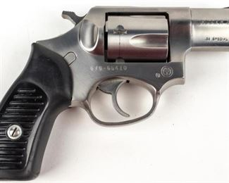 Lot 110 - Gun Ruger SP101 Double Action Revolver in 39 SP