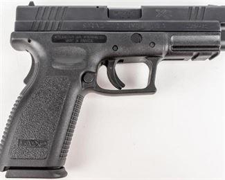 Lot 178 - Gun Springfield XD40 Semi Auto Pistol in 40S&W