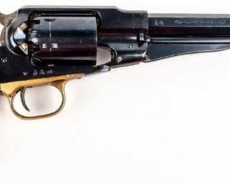 Lot 152 - Gun Pietta 1858 New Army Revolver in 44 Cal