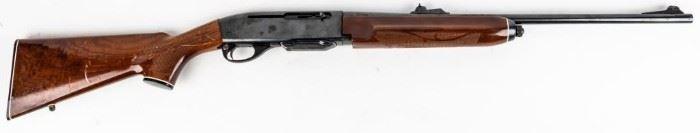 Lot 24 - Gun Remington 7400 Semi Auto Rifle in 30-06