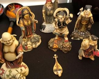 Oriental collectibles