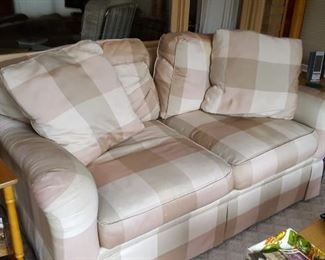Cute little love seat