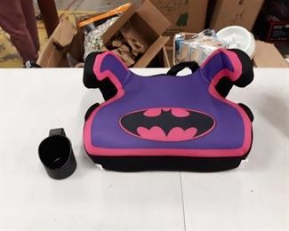 KidsEmbrace Bat Girl Booster Seat