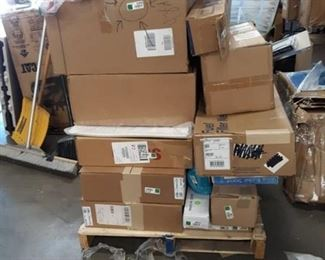 pallet of Misc items!