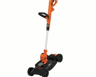 BLACK+DECKER BESTA512CM 6.5AMP 12  3-N-1 CORDED CITY MOWER