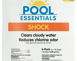 Pool Essentials 6-Pack 16-oz Pool Shock