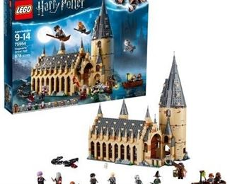 LEGO Harry Potter TM Hogwarts Great Hall 75954