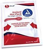Dynarex Hot Pack Instant, 5 x 9, 24/cs